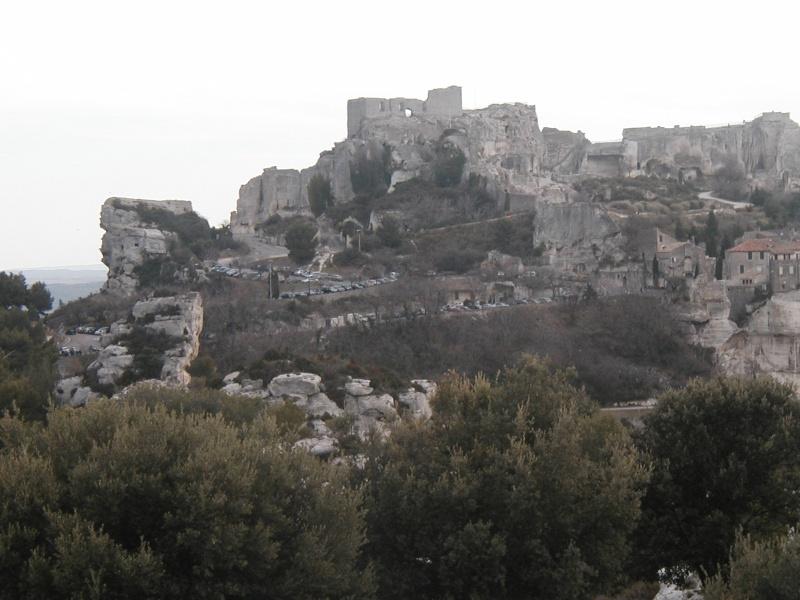 BALADE-Samedi 8 decembre -les baux-st-rémy de provence-Mallemort P1010012