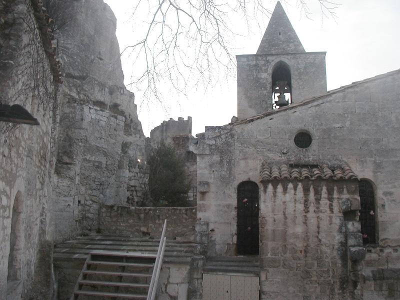 BALADE-Samedi 8 decembre -les baux-st-rémy de provence-Mallemort P1010023