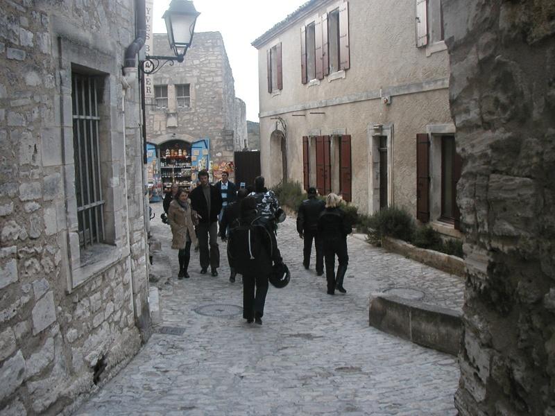 BALADE-Samedi 8 decembre -les baux-st-rémy de provence-Mallemort P1010024