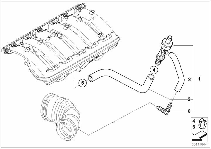 [BMW 320 i E46] Coupure moteur + légères vibrations - Page 4 14184410
