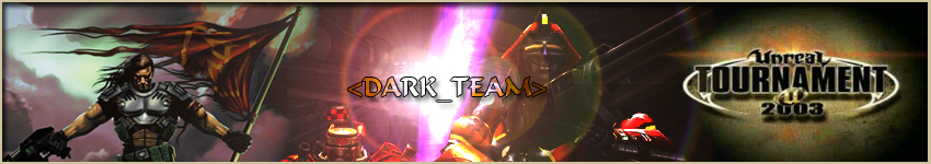 DARK CLAN Forum UT Team