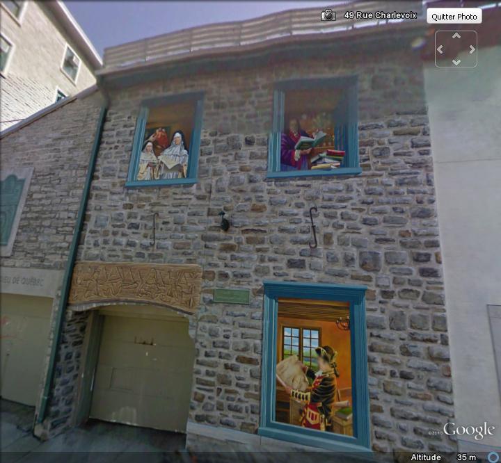 STREET VIEW : les fresques murales - MONDE (hors France) - Page 5 Fresqu12