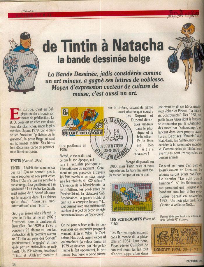 [Samir_aet] : Bande dessinée belge S110