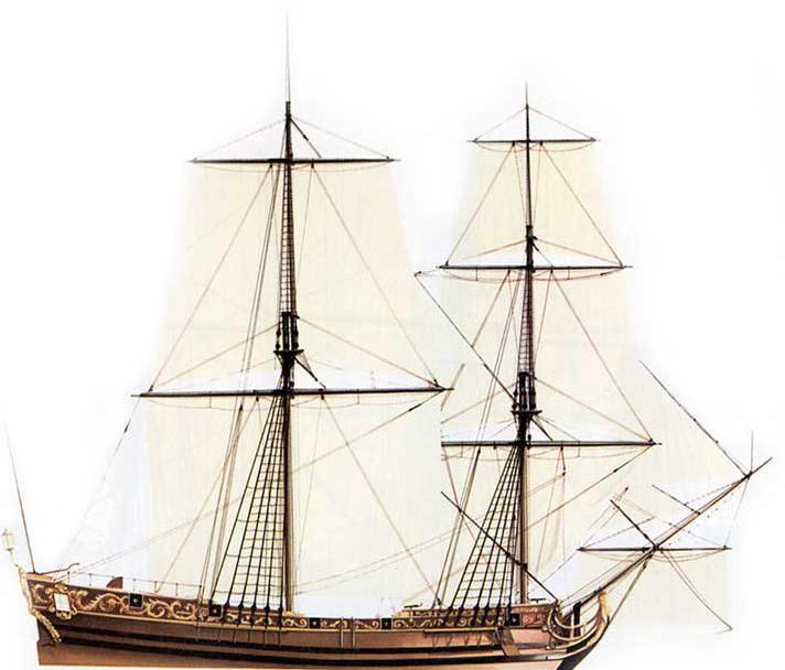ici Mon navire  Brigan10