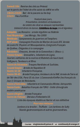 Rassemblement multi-époques à Sully sur Loire - 14 & 15 mai 2011 Captur11