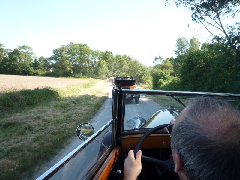 3ème Rallye des Cygnes P1100315