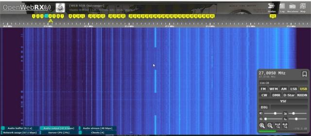 WebSDR 11m + bande déca. (SWL) - Page 4 Z010