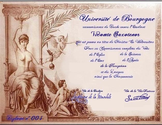 Les Diplomes de Bourgogne Saxote11