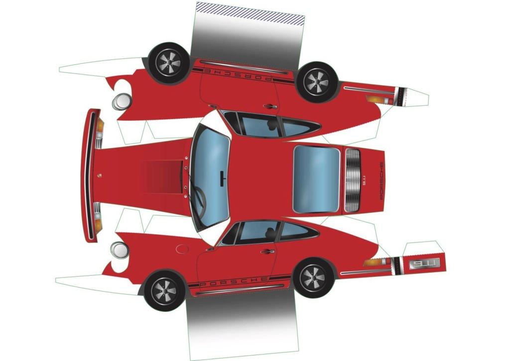 Coloriage Porsche 911_cl10