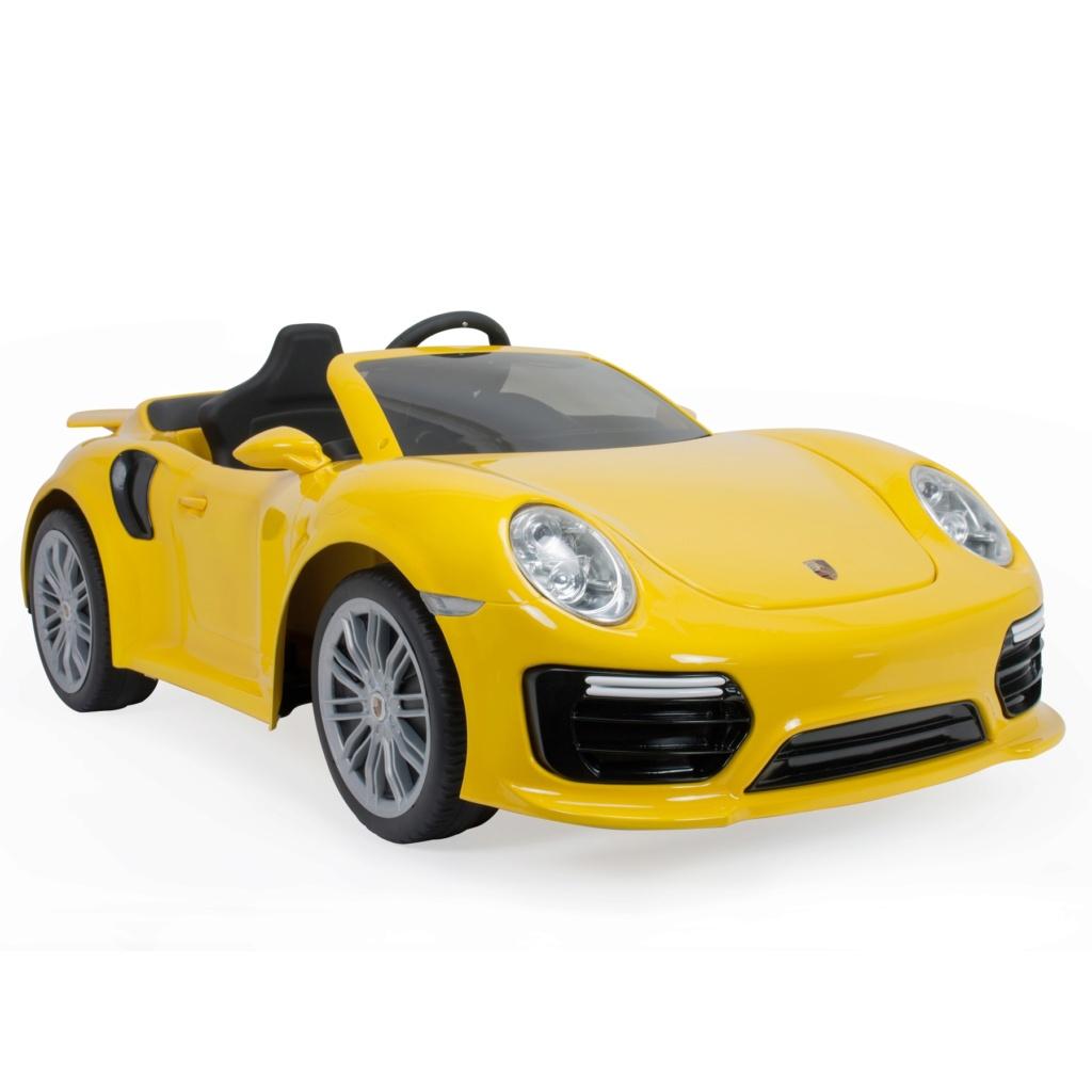 Porsche pour pitchoun Injusa10
