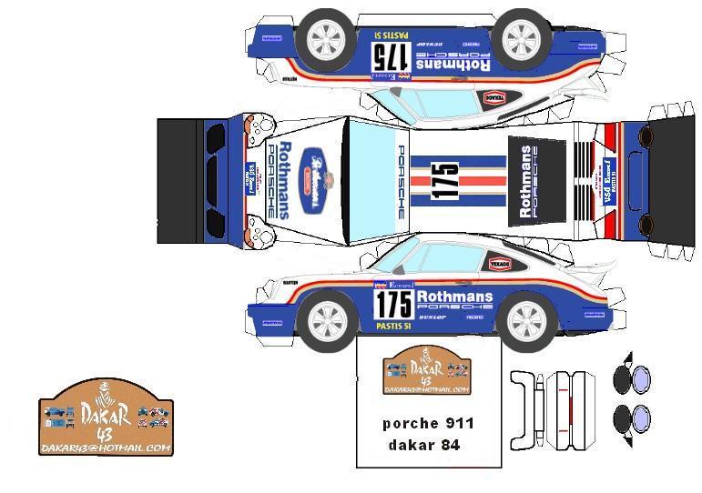 Coloriage Porsche Porche10