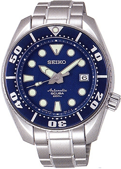 Seiko Sumo vs. Hamilton navy - choc des plongeuses <300e Sbdc0010