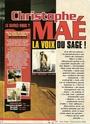 Fan Mag spécial Christophe Maé Numeri13