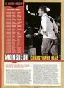 Fan Mag spécial Christophe Maé Numeri31