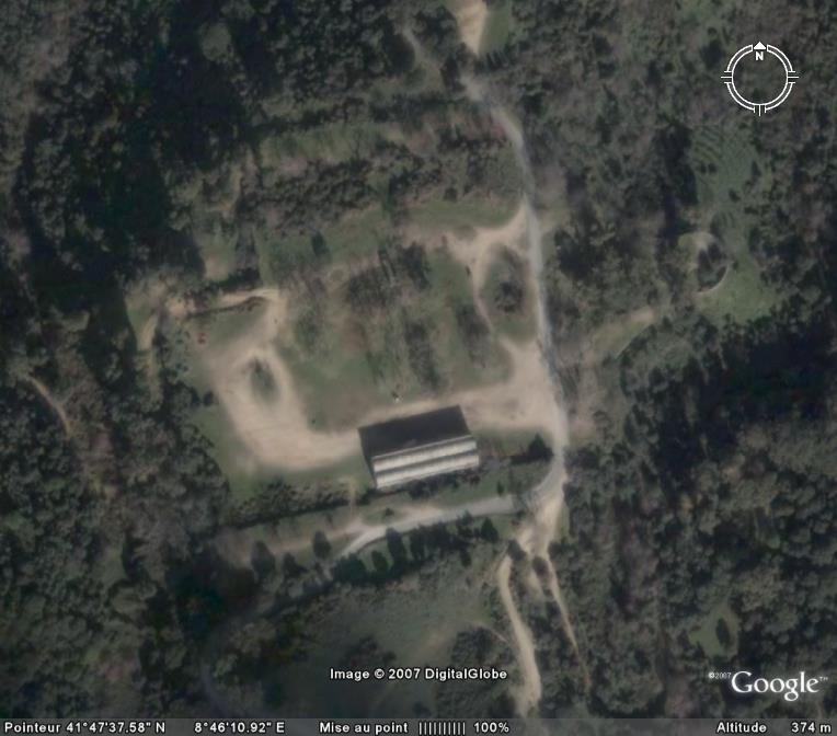 Bagnes et Camps d'internement / déportation découverts avec Google Earth Ge_cot10