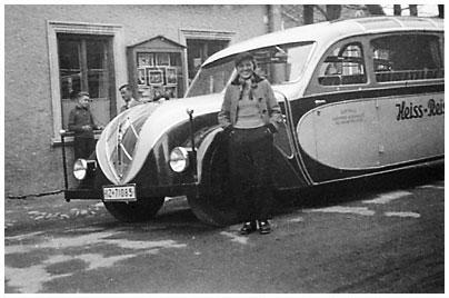 Photos d'autobus et autocars Citroën Citroe10