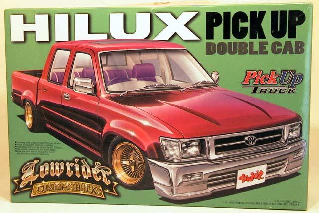 TOYOTA hilux pickup double cab 000di910