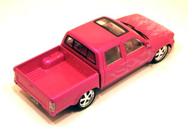 TOYOTA hilux pickup double cab 022je410