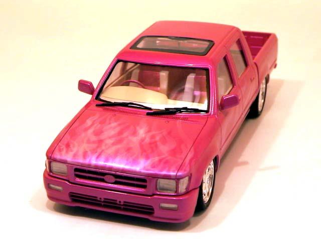 TOYOTA hilux pickup double cab 022ok110