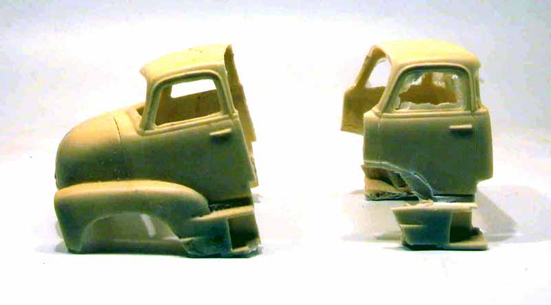 "mon second COE ""Chevy 50 ramp truck XXL"" Aut44411"