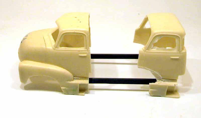 "mon second COE ""Chevy 50 ramp truck XXL"" Aut44510"