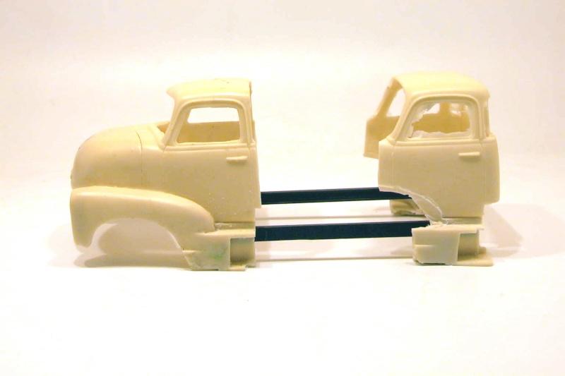 "mon second COE ""Chevy 50 ramp truck XXL"" Aut44511"