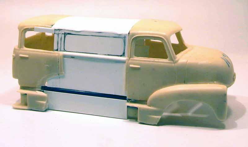 "mon second COE ""Chevy 50 ramp truck XXL"" Aut44514"