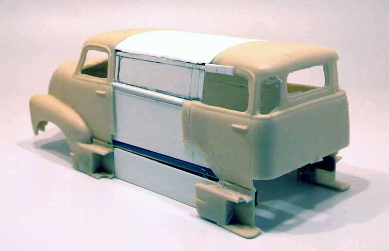 "mon second COE ""Chevy 50 ramp truck XXL"" Aut44515"