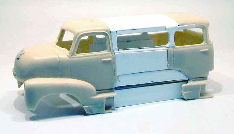 "mon second COE ""Chevy 50 ramp truck XXL"" Aut44518"