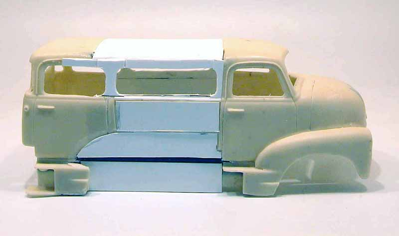 "mon second COE ""Chevy 50 ramp truck XXL"" Aut44519"