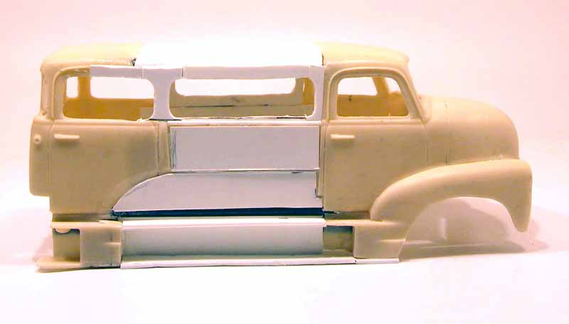 "mon second COE ""Chevy 50 ramp truck XXL"" Aut44522"