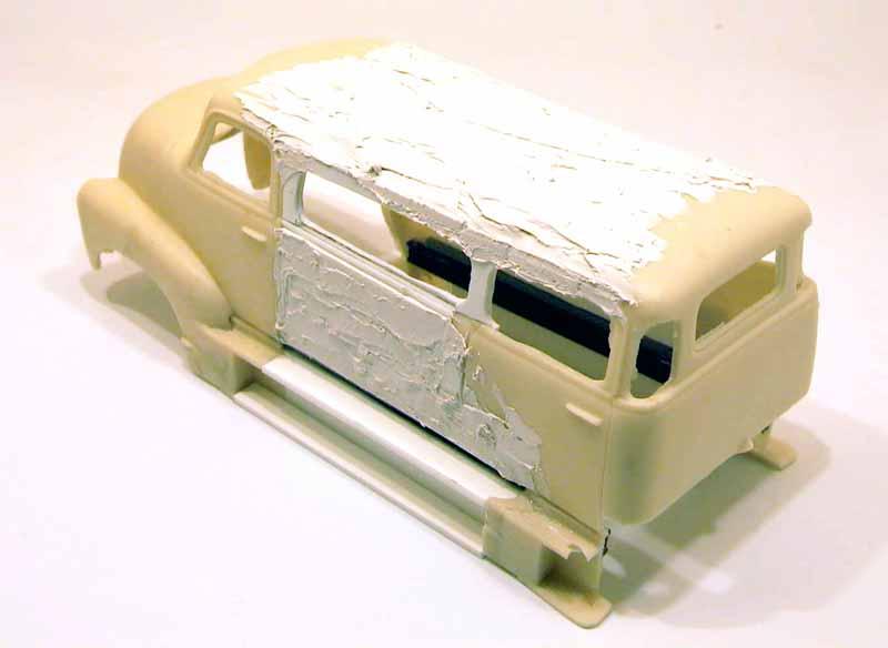 "mon second COE ""Chevy 50 ramp truck XXL"" Aut44524"