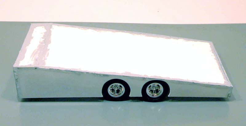 "mon second COE ""Chevy 50 ramp truck XXL"" Aut44713"