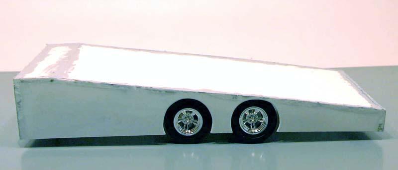 "mon second COE ""Chevy 50 ramp truck XXL"" Aut44714"