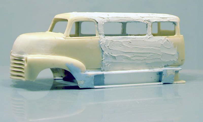 "mon second COE ""Chevy 50 ramp truck XXL"" Aut50910"
