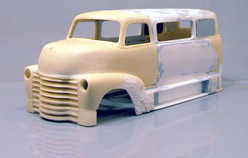 "mon second COE ""Chevy 50 ramp truck XXL"" Aut52112"