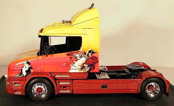 camion décoré: N°6 Decosc10