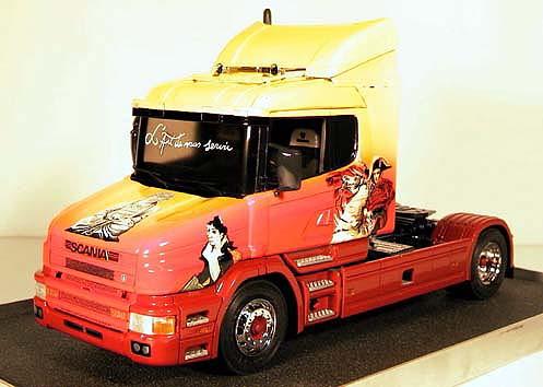 camion décoré: N°6 Decosc11