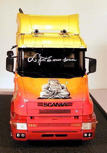 camion décoré: N°6 Decosc12