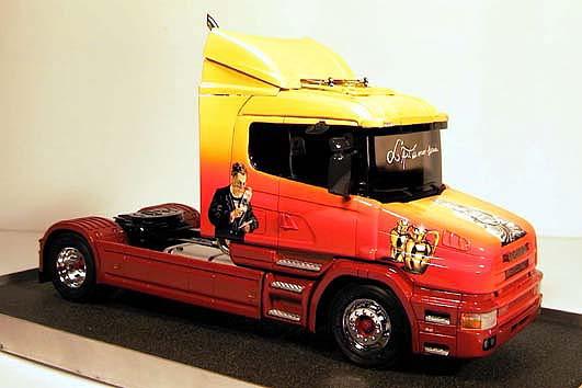 camion décoré: N°6 Decosc13