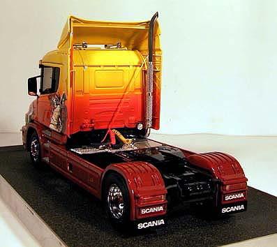 camion décoré: N°6 Decosc14