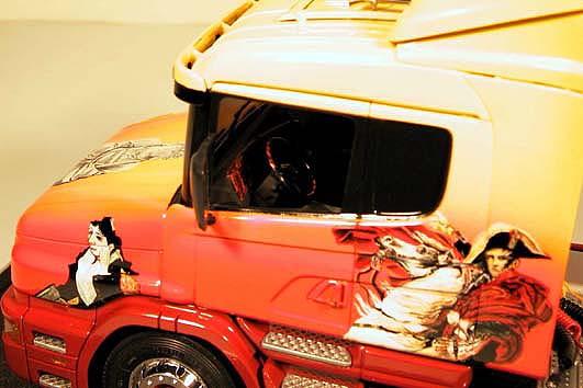 camion décoré: N°6 Decosc15