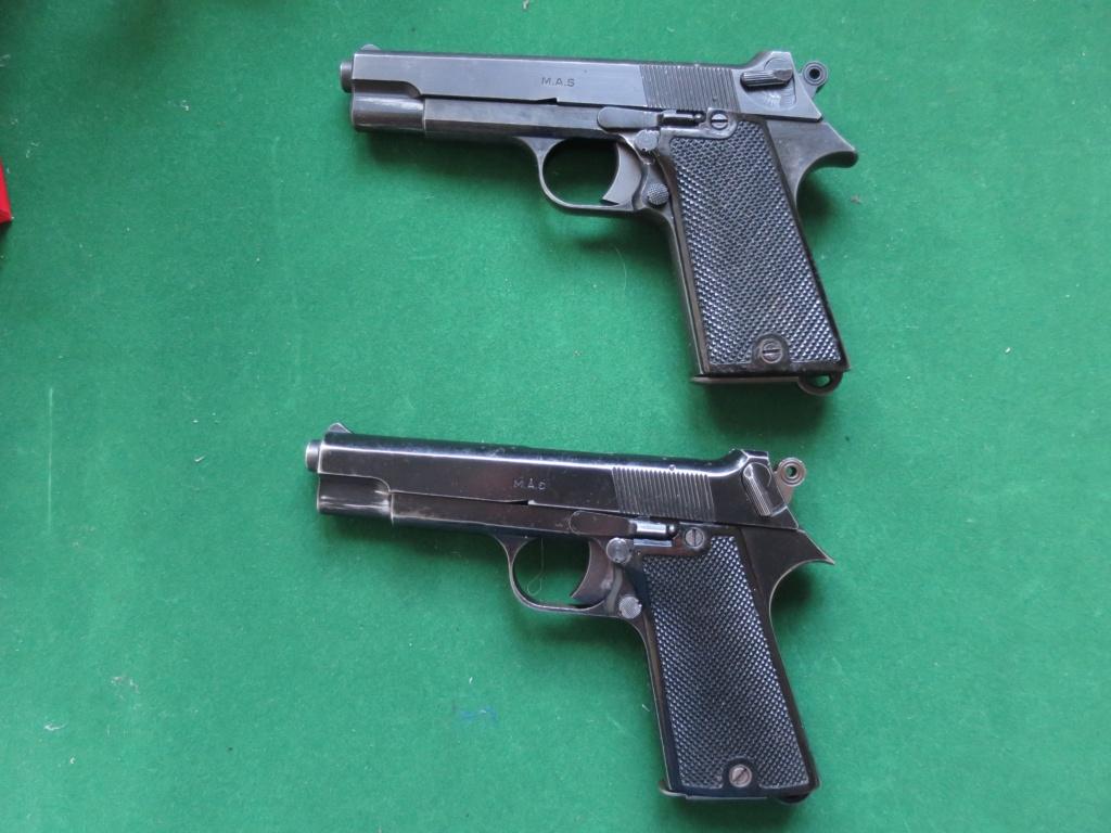 """Pistolet réglementaire MAS Modèle 1935 """"S"""" - Page 2 Img_2418"""