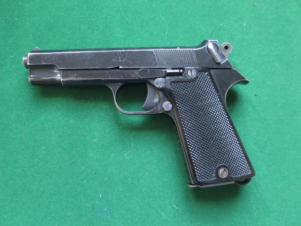 """Pistolet réglementaire MAS Modèle 1935 """"S"""" - Page 2 Img_2419"""