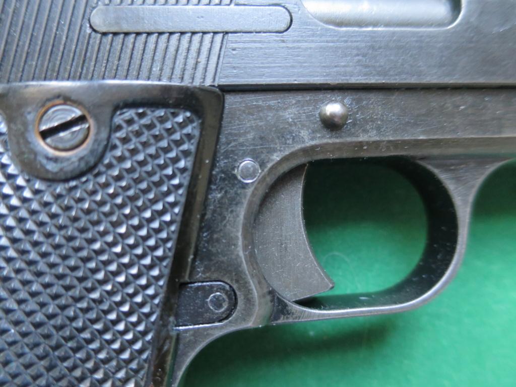 """Pistolet réglementaire MAS Modèle 1935 """"S"""" - Page 2 Img_2434"""