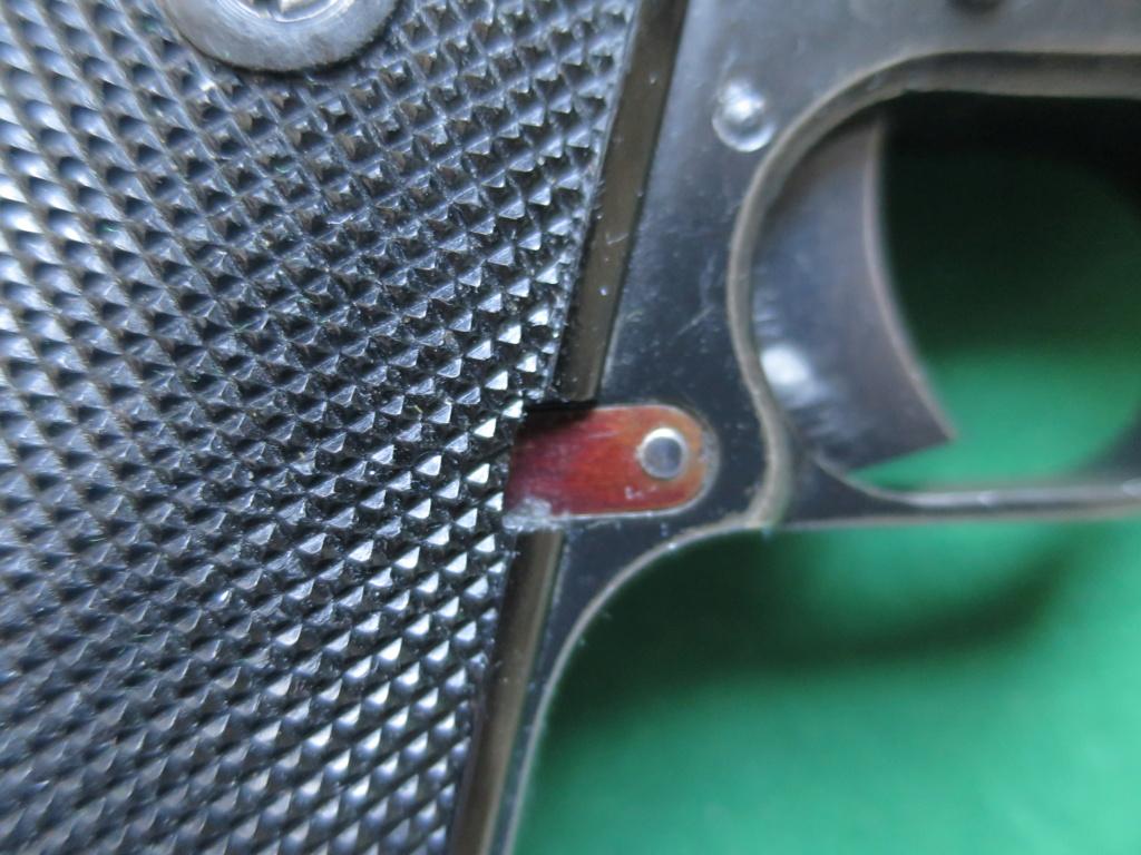 """Pistolet réglementaire MAS Modèle 1935 """"S"""" - Page 2 Img_2435"""