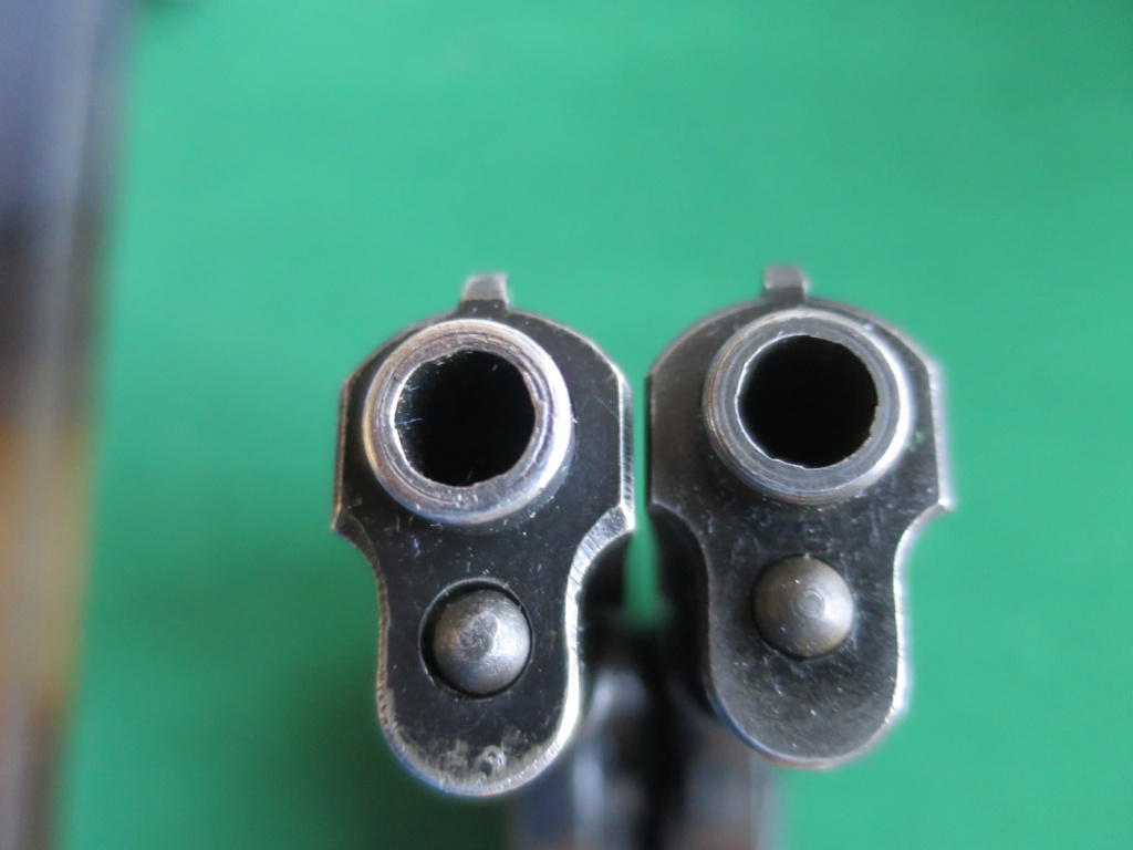 """Pistolet réglementaire MAS Modèle 1935 """"S"""" - Page 2 Img_2436"""