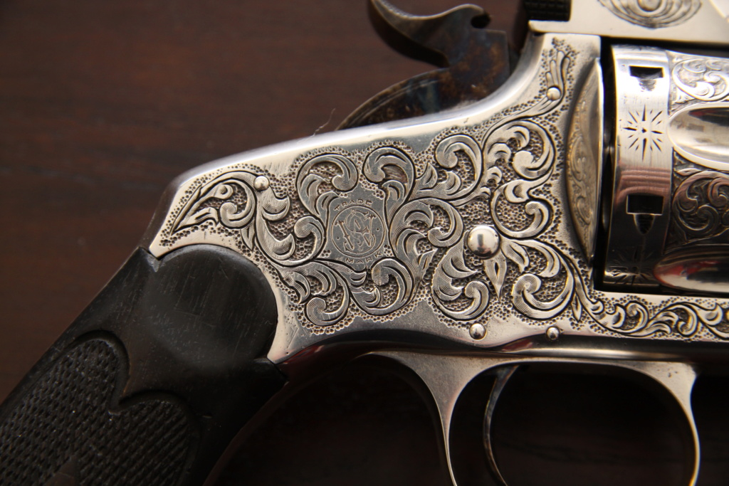Smith & Wesson New Model  Img_5613