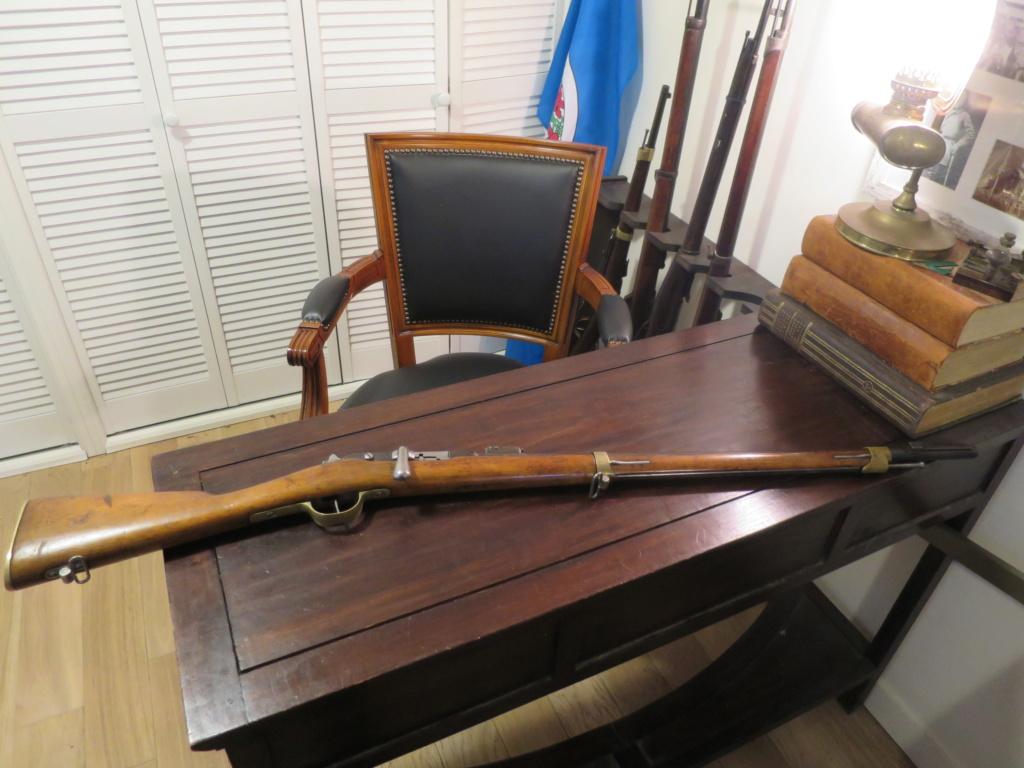 Omission  sur les marquages des  carabine Gras de gendarmerie à pied ! Img_8652