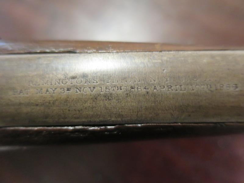 extracteur cassé sur une carabine Remington Rolling-Block - Page 2 Img_9326